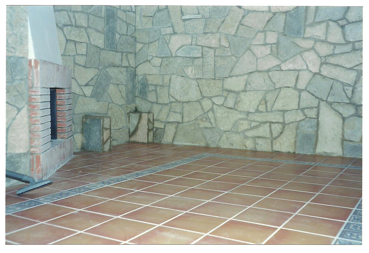 Decorar cuartos con manualidades suelo gres imitaci for Gres imitacion piedra
